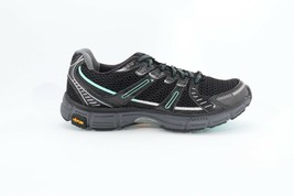 Abeo Revolve Running Sneakers Black and Mint Women's Size US 8 (EPB)4572 - $50.00