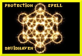 Emergency Protection Spell to protect you from evil hexes curses or blac... - $29.97