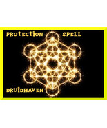 Emergency Protection Spell to protect you from evil hexes curses or black magic - $29.97