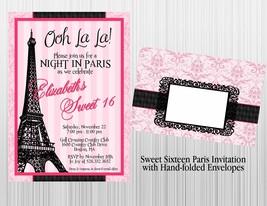 Paris sweet sixteen set thumb200