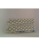 Modicure Nail Foil Wraps Polish Strips Seals Bubbles silver mirror - $12.09