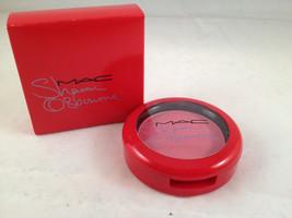MAC Cosmetics Sharon Osbourne Collection Powder Blush Peaches & Creme cheek colo - $47.09