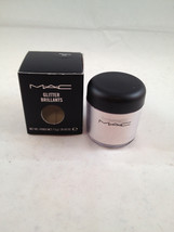 MAC Cosmetics Glitter Brillants Reflects Red old style jar body eyeshado... - $45.09