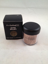 MAC Cosmetics Glitter Brillants Gold old style jar body eyeshadow face m... - $44.28