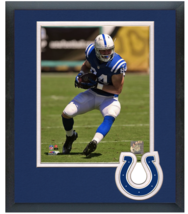 Jack Doyle 2014 Indianapolis Colts - 11 x 14 Team Logo Matted/Framed Photo - $43.55