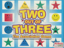 Two Out of Three  The Association Game - $11.00