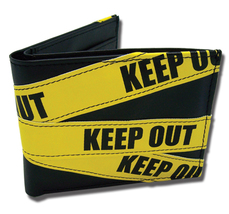 Durarara!! KEEP OUT Wallet GE2495 *NEW* - $19.99