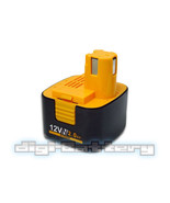 For PANASONIC 12V Power Tool Battery EY9005B EY9006B EY9101 EY9106 EY920... - $33.89