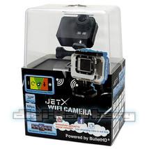 BULLET HD3 JET X WiFi Sports Camera 20MP 1080p HD Black Digital Cam LIKE... - $289.99