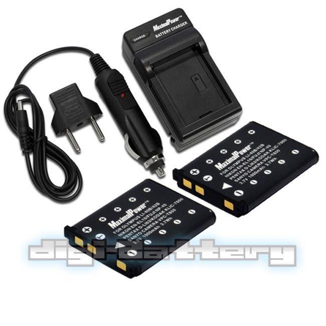 Bateria para kodak KLIC 7006 KLIC 7006 Klik 7006 EasyShare KLIC 7006
