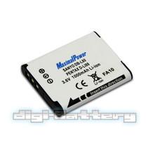 For SANYO DB-L80 Camera Battery DMX-CG10 VPC-CG10 VPC-X1200 Xacti DMX-CG11 - $6.29