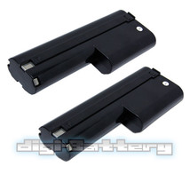 TWO BATTERIES For MAKITA 12V Power Tool 1210 632277-5 5092D 6011D BATTERY X2 image 1