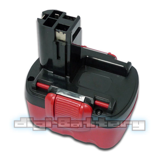 For Bosch 14.4V BAT038 BAT040 BAT041 BAT140 BAT159 Power Tool Battery 1500mAh