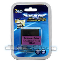 For PANASONIC VW-VBG130 Camera Battery TM700 HS700 HDC-SD1 AGHSC1U AG-HM... - $10.89