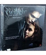 TWILIGHT THE MOVIE BOARD GAME AGES 10+ UP NEW FACTORY SEALED 2009 - $27.99