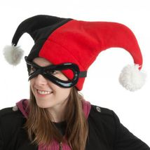 DC Comics Batman Harley Quinn Cosplay Cap *NEW* - $26.99