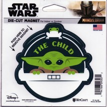 "Star Wars ""The Child"" Magnet/Mandalorian/NIP/Disney - $12.99"