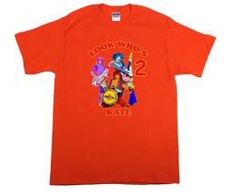 Doodlebops Personalized Orange Birthday Shirt - $16.99+