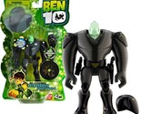 Bandai Year 2006 Ben 10 Alien Collection Series 4 Inch Tall Action Figure - PETR