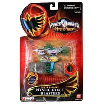 Power Rangers Bandai Year 2006 Mystic Force Series 4-1/2 Inch Long Vehic... - $27.99