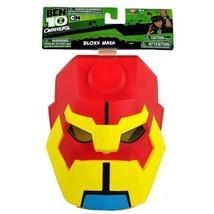Bandai Year 2013 Ben 10 Omniverse Series Action Figure Mask - BLOXX - $29.99