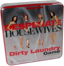 Cardinal Industries Desperate Housewives Dirty Laundry Game - $10.50