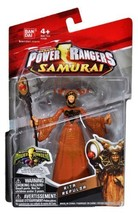 Bandai Year 2011 Power Rangers Samurai 4-1/2 Inch Tall Action Figure - V... - $29.99