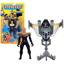 Galoob Year 1995 Malibu Comics UltraForce Series 5 Inch Tall Action Figure - Ult - $19.99