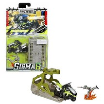Hasbro Year 2006 G.I. JOE Sigma 6 Mission Manual Series 3 Inch Tall Acti... - $34.99