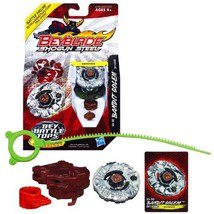 Hasbro Year 2013 Beyblade Shogun Steel Bey Battle Tops with Synchrome Te... - $24.99