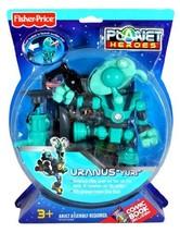 Planet Heroes Action Figure Uranus Yuri - $39.99