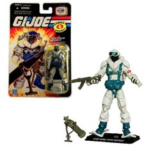 Hasbro Year 2008 G.I. JOE Cartoon Series 4 Inch Tall Action Figure - Cob... - $44.99