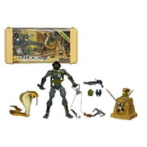 Hasbro Year 2007 G.I. JOE Adventure Team Series 8 Inch Tall Action Figur... - $99.99