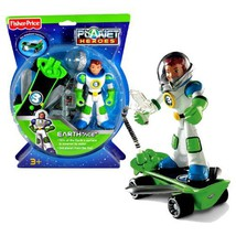 Fisher Price Year 2007 Planet Heroes Series Basic Class 5 Inch Tall Acti... - $29.99