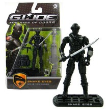 "Hasbro Year 2008 G.I. JOE Movie ""The Rise of Cobra"" Series 4 Inch Tall A... - $24.99"