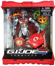 Hasbro Year 2007 G.I. Joe Commando Series 9 Inch Tall Action Figure Set ... - $149.99