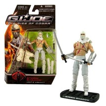 "Hasbro Year 2009 G.I. JOE Movie ""The Rise of Cobra"" Series 4 Inch Tall A... - $29.99"