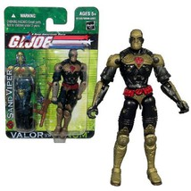 "Hasbro Year 2004 G.I. JOE ""Valor Vs. Venom"" Series 4 Inch Tall Action Fi... - $29.99"