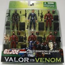 GI Joe Year 2004 Valor vs Venom Series 6 Pack 4... - $89.99