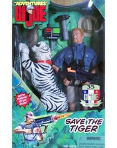 35 Years Anniversary Adventures GI Joe 12 Inch Action Figure - Save the ... - $99.99