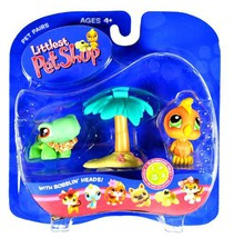 "Hasbro Year 2005 Littlest Pet Shop Pet Pairs ""P... - $24.99"