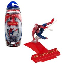 Hasbro Year 2007 Spider-Man 3 Titanium Die Cast Series 3 Inch Tall Actio... - $24.99