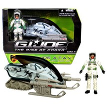 "Hasbro Year 2008 G.I. JOE Movie Series ""The Ris... - $39.99"