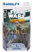 Star Wars Comic Packs Leia Organa and Prince Xizor Action Figure 2-pack ... - $19.99