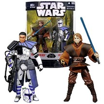 "Hasbro Year 2007 Star Wars ""Order 66"" Exclusive Series 2 Pack 4 Inch Tal... - $49.99"