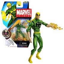 Marvel Universe Series 1 Figure 17 Iron Fist (Black Dragon Emblem Variant) - $34.99