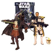 "Hasbro Year 2007 Star Wars ""Order 66"" Exclusive... - $34.99"
