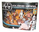 Cartoon Network Year 2005 Star Wars Clone Wars Commemorative DVD Collection A...