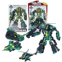 "Hasbro Year 2013 Transformers Generations ""Thrilling 30"" Series Deluxe Class 6 I - $66.99"