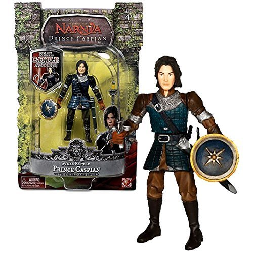 Primary image for Chronicles of Narnia Jakks Pacific Year 2007 Disney Movie Series  The Prince Cas